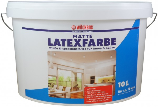 Wilckens Latexfarbe matt